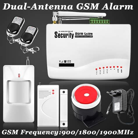 Home Alarm Systems Manufacturer Alarmvip New Wireless Wired Gsm Voice Home Security Burglar Android