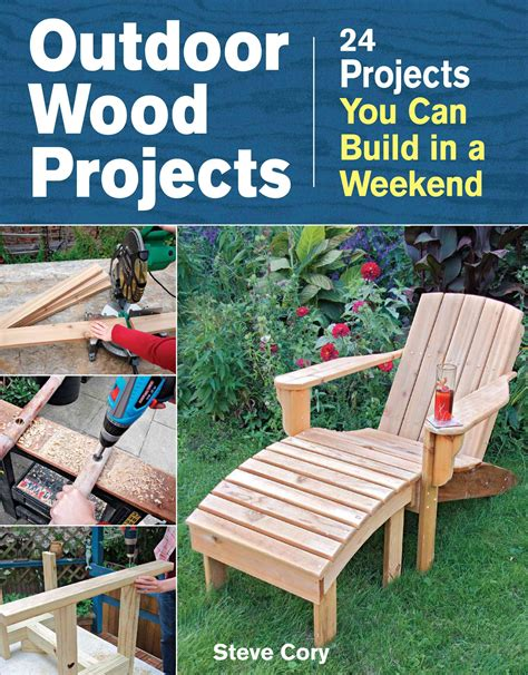 outdoor wood projects  projects   build