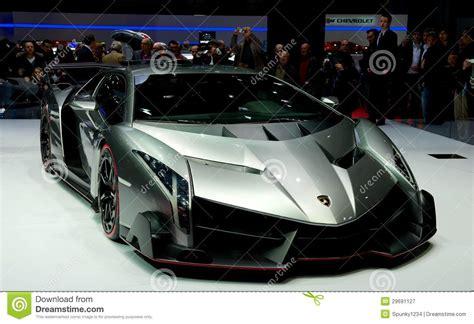 Lamborghini Veneno Monthly Payment Lamborghini Veneno Editorial Photography Image 29691127