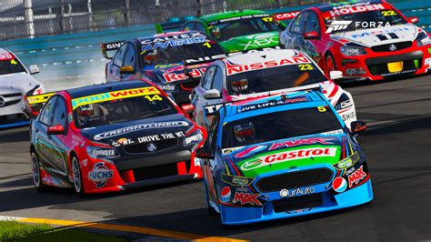 V8 Supercars coming to Sundays!   TURN