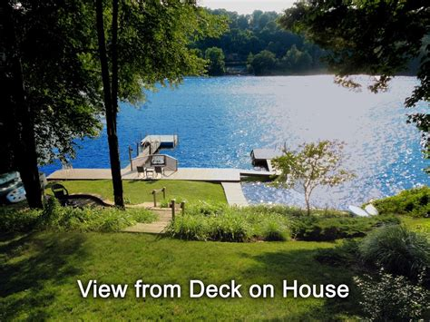 candlewood lake front homes available weekly 5 br