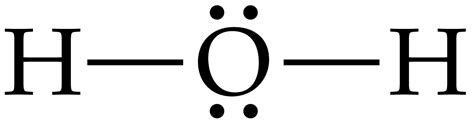 h2o dot diagram lewis structure of h2o www pixshark images