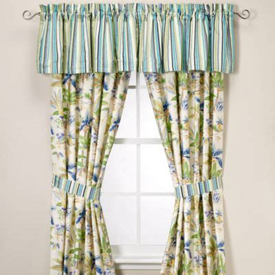 tree window curtains buy palm tree window curtains from bed bath beyond
