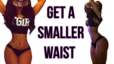 where can i get waist how to get a small waist 4 workouts that gives you a