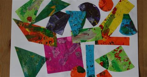 Thick Tissue Paper For Crafts - eric carle tissue paper printing the imagination tree