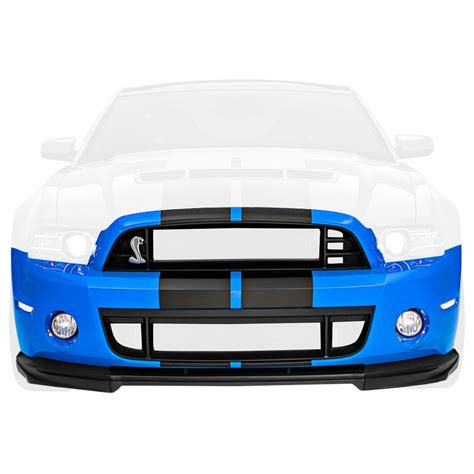 2014 mustang styles ford mustang front bumper conversion kit 2013 2014 gt500