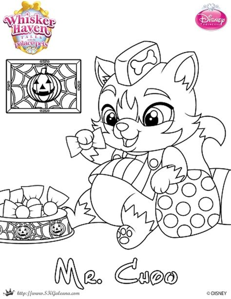 Mr L Coloring Pages by Coloring Page Of Mr Chow Whisker By