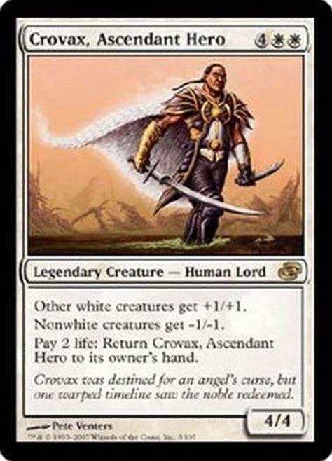 high res magic card template crovax ascendant planar chaos singles magic the