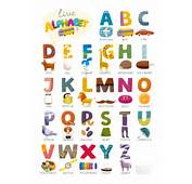 Live Alphabet You Are Welcome To Print It For Your Home
