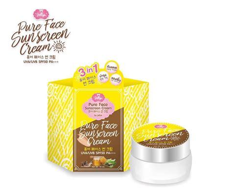 Sunscreen Jellys sunscreen by jellys thailand best