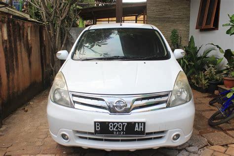 2011 Nissan Grand Livina 1 5 Xv jual nissan grand livina 1 5 xv white 2011 mobilbekas