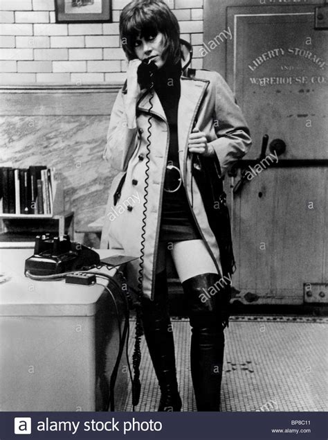 jane fonda in klute see 10 of the most influential fonda klute dreams are what le cinema is for klute 1971