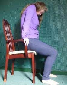 Chair Lifting Experiment by Polarity Therapy Exercises Squat For Health