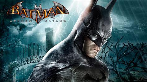 batman arkham asylum video games desktop wallpaper hd