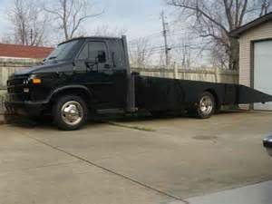 Chevrolet P Chevrolet P 30 Cab With Hodges Deck P 30 Chassis Cab