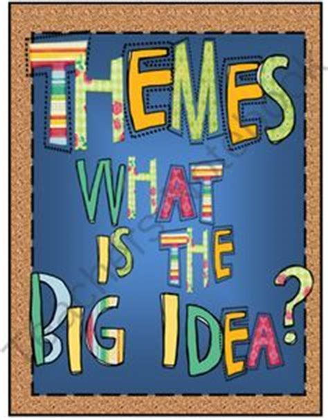 teaching themes in literature 43 best images about teaching theme in literature on