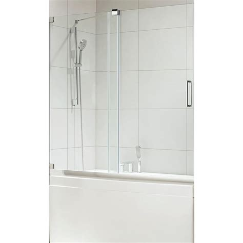 Trackless Shower Doors Schon Judy 60 In X 59 In Semi Framed Sliding Trackless