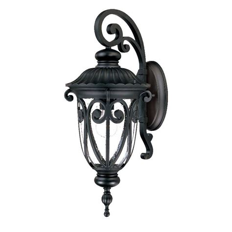 naples lighting and fan depot acclaim lighting naples collection 1 light matte black