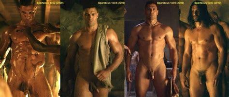 Celebrity Cocks Manu Bennett From Spartacus Nude