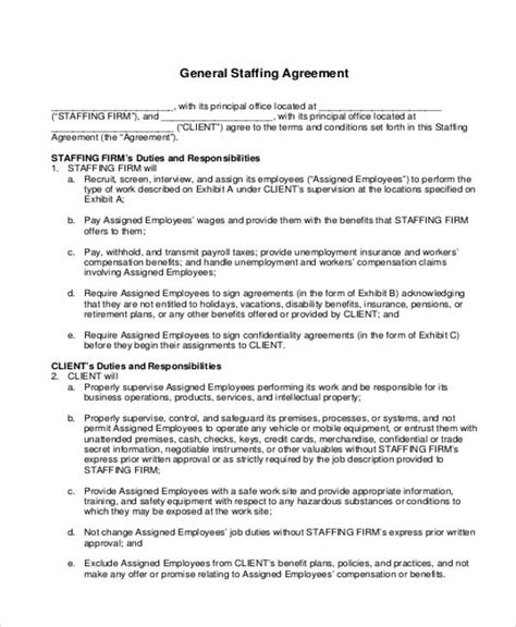 co production agreement template generous staffing contract template contemporary exle