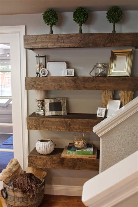 decorating with floating shelves interior design styles simple diy floating shelves tutorial decor ideas