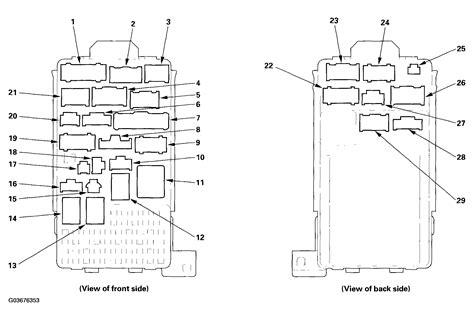 honda crv  radio wiring diagram wiring diagram
