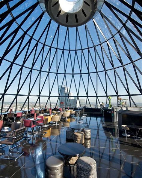 Bar At The Top Of The Gherkin by Venuessearcy S At The Gherkin
