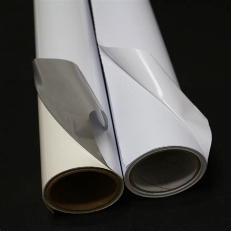 printable clear vinyl roll premium removable self adhesive waterproof vinyl rolls