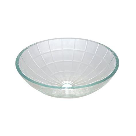 Shop Elements Of Design Meridian Light Crystal Clear Glass Meridian Lights