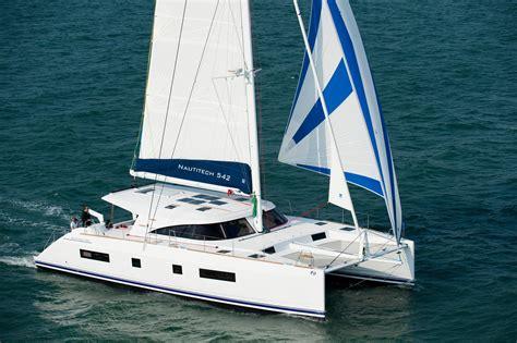 yachtworld catamaran 2016 nautitech 542 new sail boat for sale www yachtworld