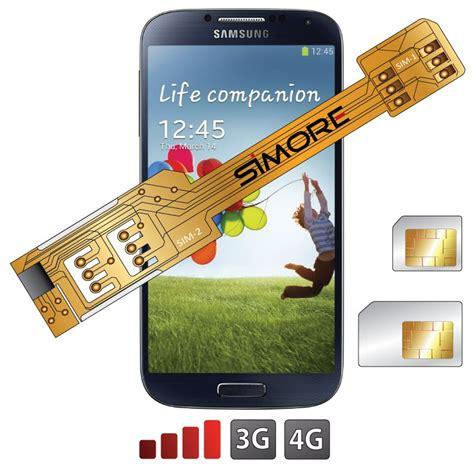 Micro Sim Card Template For Samsung Galaxy S4 by X Galaxy Dualsim Adapter For Samsung Galaxy S4