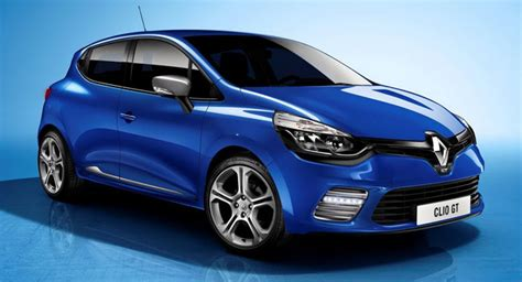 renault prices clio gt line for the uk market starts at