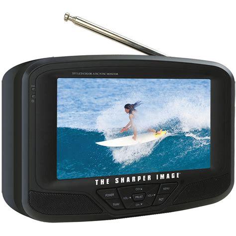 Tv Mobil Lcd sharper image 7 quot portable lcd tv tsi lcd7ptsd b h photo