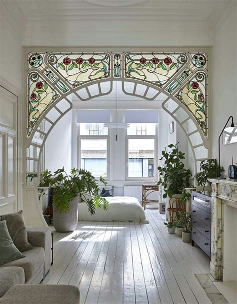 stained glass   amazingly beautiful house