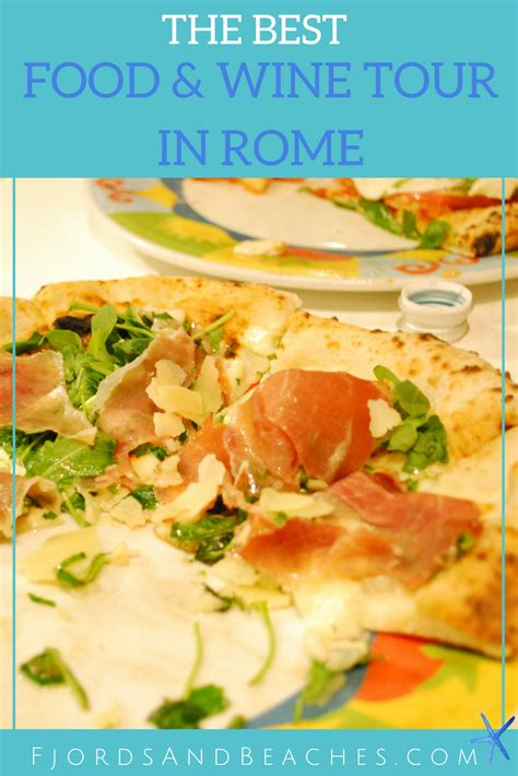 rome best food our evening in italy a rome food tour rome