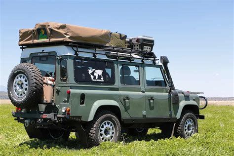 land rover defender safari overland expo west day 3 expedition portal