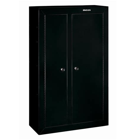 door gun cabinet stack on gcdb 924 gun cabinet door steel security