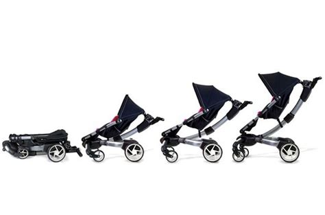Origami Baby Carriage - nextcrave orgami stroller