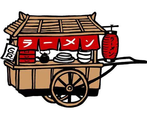Gerobak Ramen peluang usaha bersama gerobak ramen nikmatnya bisnis mie