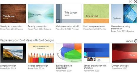 powerpoint templates 2013 new presentation templates in powerpoint 2013