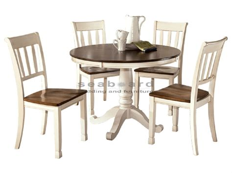 d583 whitesburg cottage five dining set in