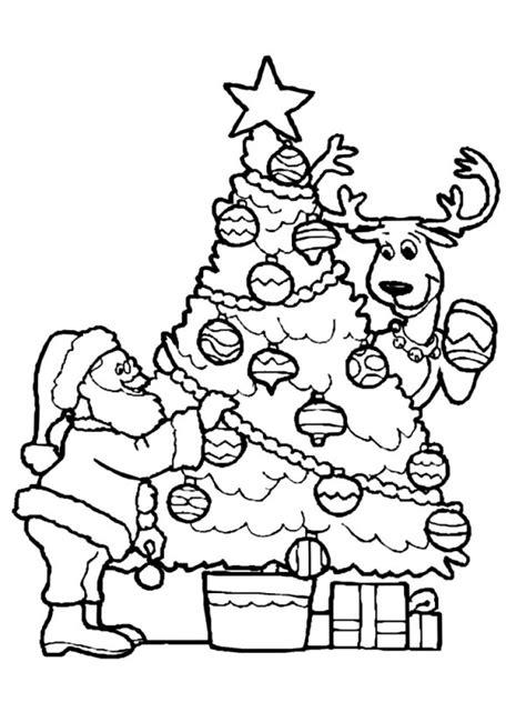 dibujos de navidad arboles im 225 genes para colorear de 193 rboles de navidad colorear