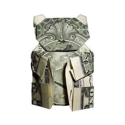Money Origami Uk - money origami animals rive magazine