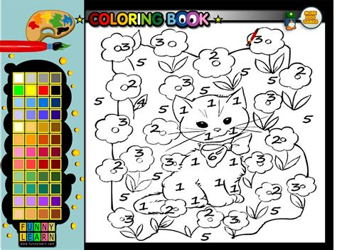 color by numbers coloring book of kittens and cats a kittens and cats color by number coloring book for adults for relaxation and stress relief color by number coloring books volume 13 books color by number coloring pages color by number cat