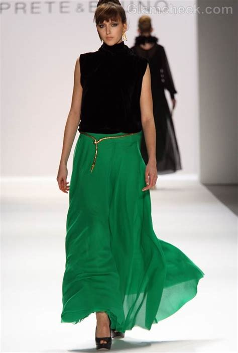 style of the day fluid maxi skirt