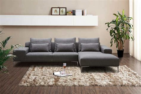 dark gray sectional dark grey fabric sectional sofa nj christopher fabric