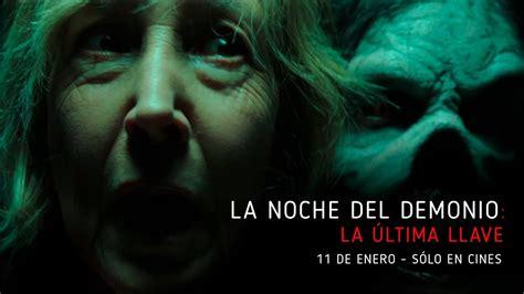 la ltima noche de la noche del demonio la 218 ltima llave trailer oficial youtube