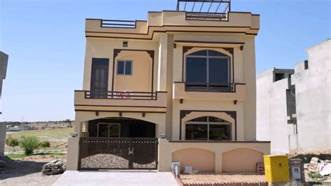 Rwp Home Design Gallery 5 Marla House Design In Rawalpindi Youtube