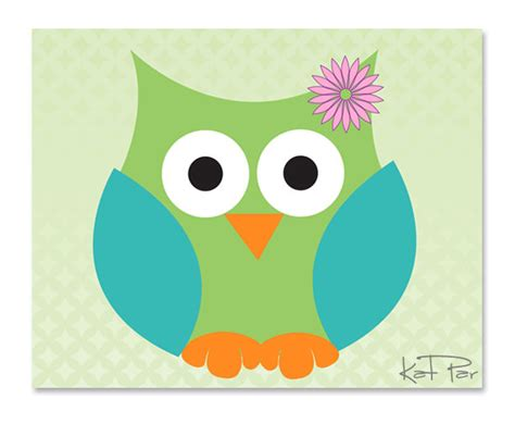 free printable owl wall art cute owl art clipart best