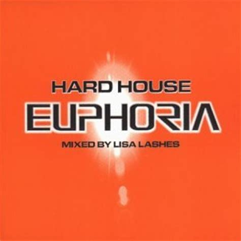 hard house music hard house euphoria mixed by lisa lashes amazon co uk music
